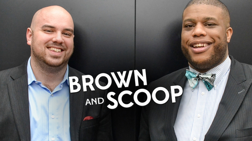 Brown And Scoop Podcast – CBS Radio(2015-2016)