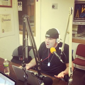 JB on the air