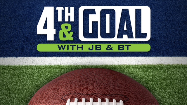 4th & Goal with JB & BT on CBS Local Sports