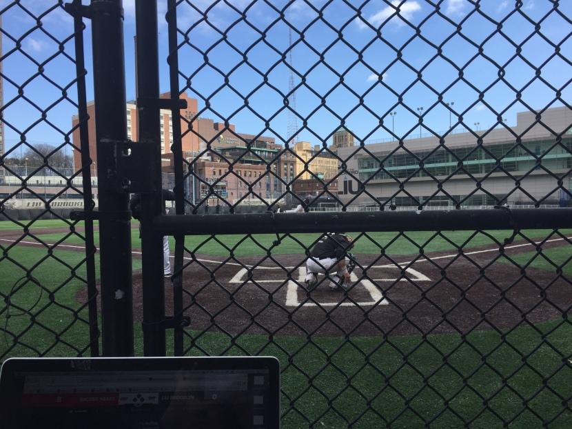 Jake Brown LIU Brooklyn Baseball Play-by-Play Highlights vs Sacred Heart –3/26/16