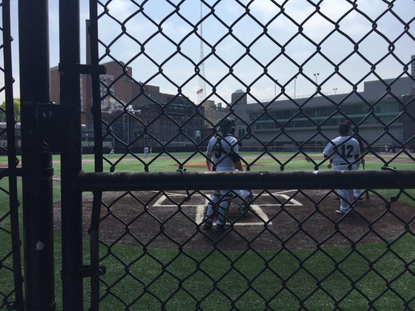 Jake Brown LIU Brooklyn Baseball Play-by-Play Call vs Bryant –5/10/16