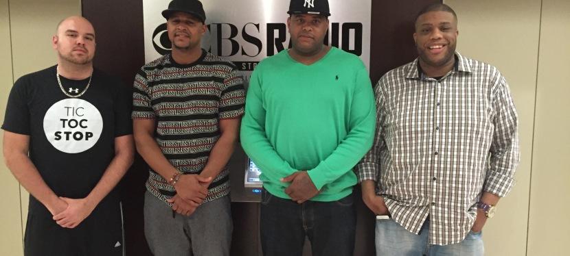 High School Hoops Legends Schea Cotton, Lenny Cooke join Brown andScoop