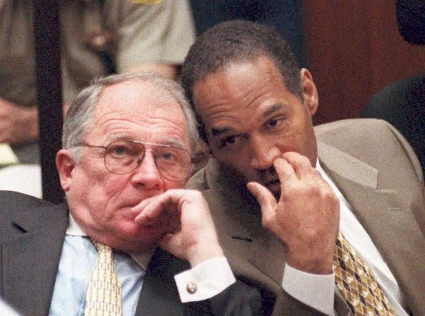F. Lee Bailey Tells Brown and Scoop O.J. Knew He Would Be Acquitted Prior To Verdict