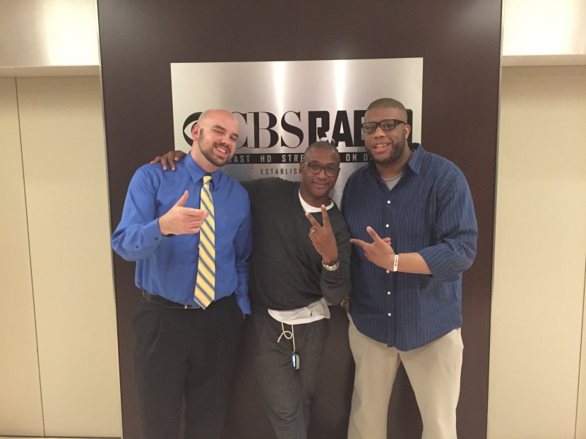 Actor, Comedian Tommy Davidson on Brown and Scoop on CBS Radio'sPlay.it