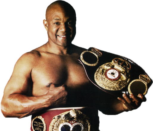 George Foreman On If He Fought Mike Tyson: 'I'd Come Back With BothEars'