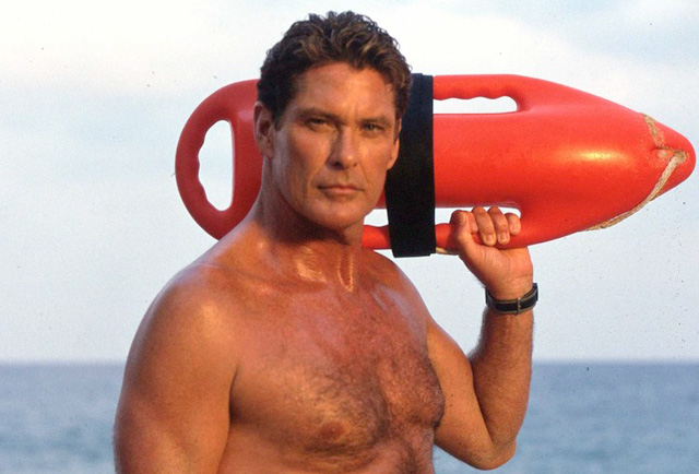 David Hasselhoff talks Sharknado, Baywatch, Knight Rider on Brown And Scoop