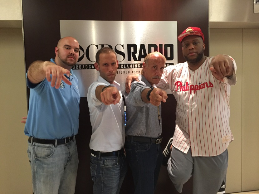 Brown And Scoop Guest Spot on Gold Tone Podcast with Les and SethGold