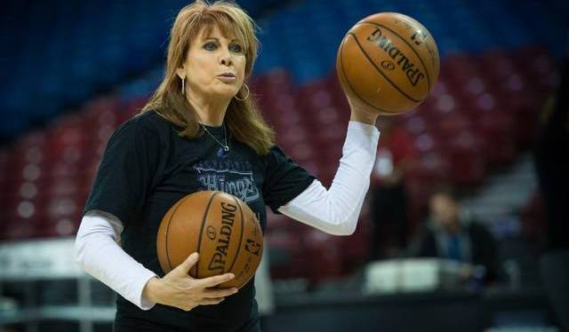 Basketball Hall Of Famer Nancy Lieberman on Brown AndScoop