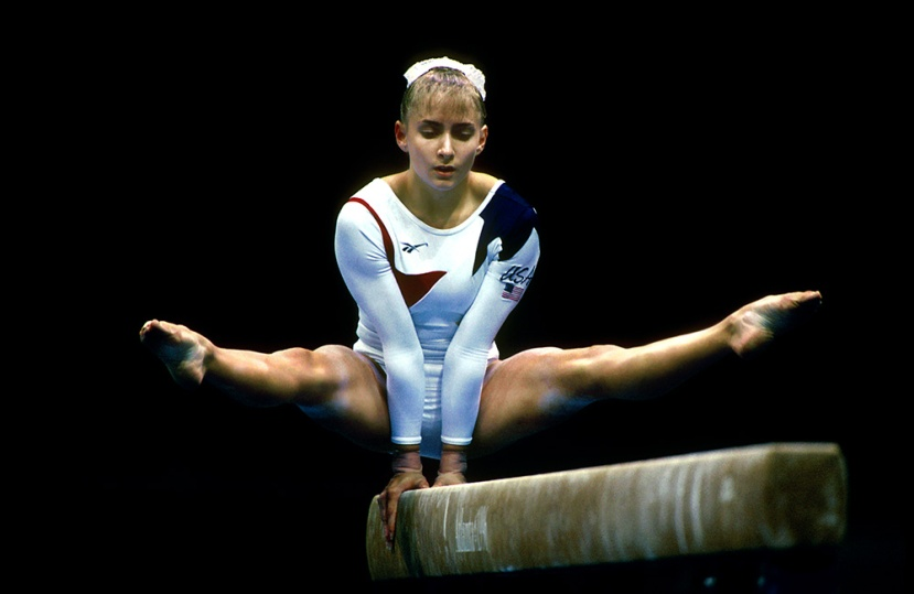 Former Olympic Gymnast Shannon Miller on Brown AndScoop