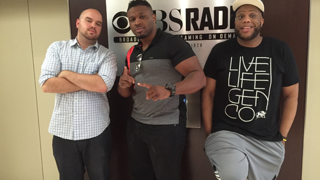 Jarrell 'Big Baby' Miller Is Heavyweight Boxing's Next BigStar