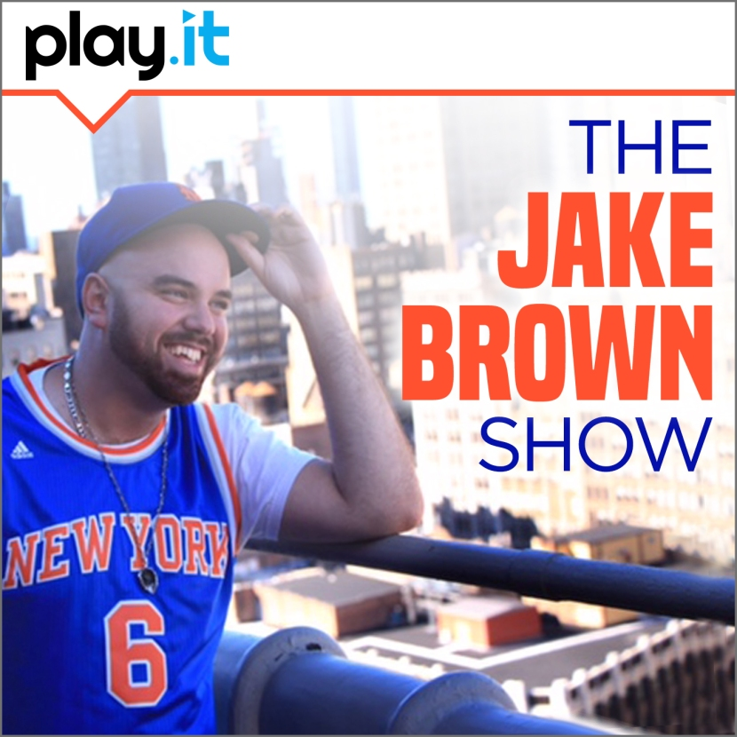 The Jake Brown Show – Episode 1: OBJ, Playoffs, Jim Breuer interview