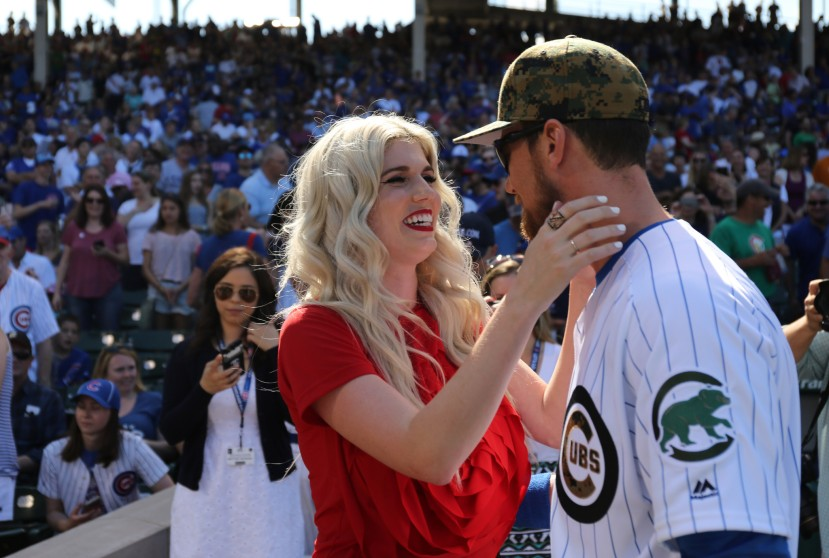 Julianna Zobrist on The Jake Brown Show