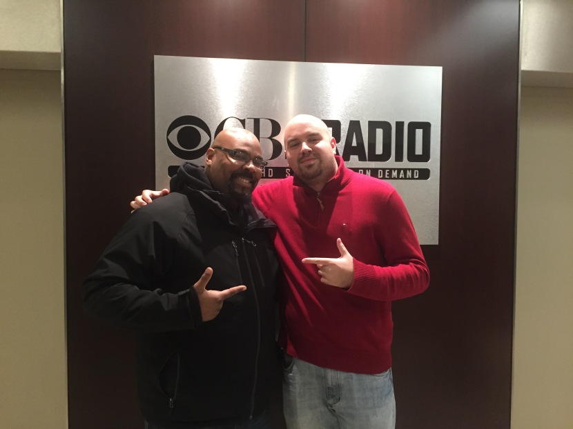 James Monroe Iglehart aka Aladdin's Genie on The Jake Brown Show