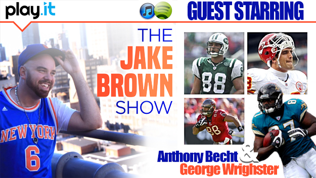 The Jake Brown Show Super Bowl 51 Recap with Anthony Becht, George Wrighster