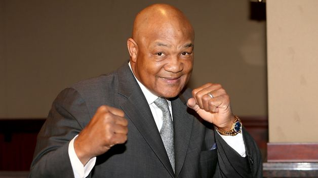 Boxing Legend George Foreman on The Jake BrownShow