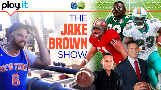 The Jake Brown Show Super Bowl 51 Preview: Ronnie Brown, Vegas Dave, Randy Cross, Brian Baldinger, Rob Carpenter