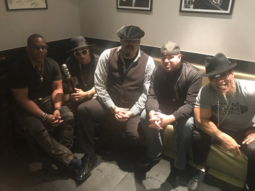 The Sugarhill Gang and Melle Mel on The Jake BrownShow