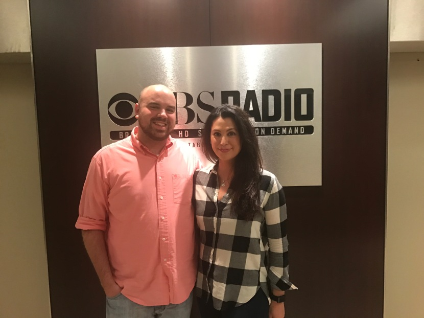 Mandy Antoniacci, Psalm Wooching on The Jake Brown Show