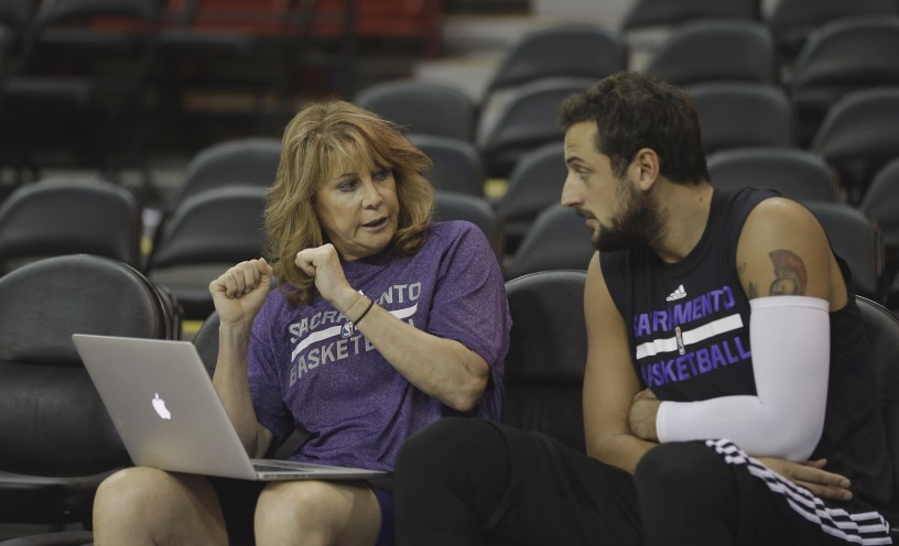 Basketball HOFer Nancy Lieberman on The Jake Brown Show