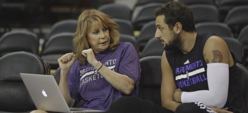 Basketball HOFer Nancy Lieberman on The Jake BrownShow