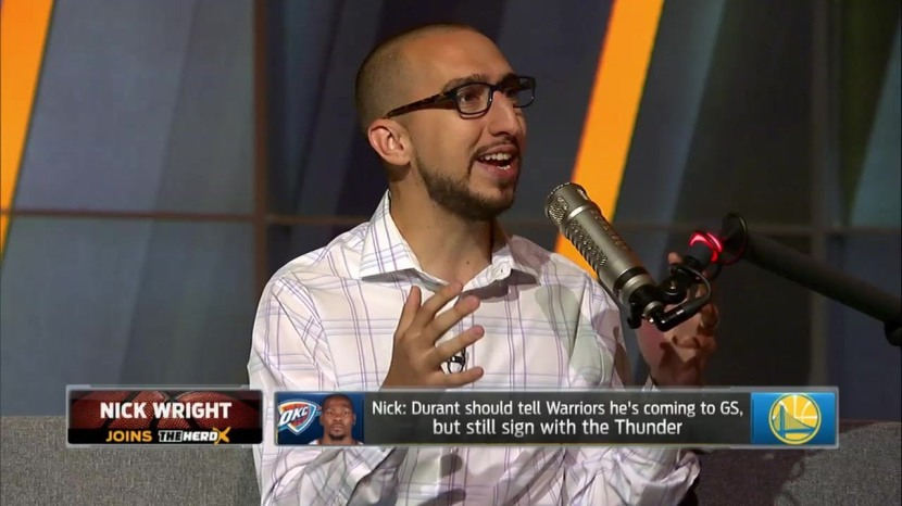FS1's Nick Wright on The Jake BrownShow
