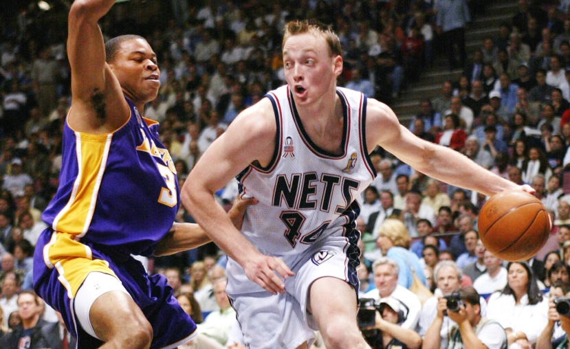 Former NBA SF Keith Van Horn on The Jake Brown Show