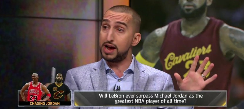 018653c68532 FS1 s Nick Wright talks NBA Finals on The Jake Brown Show – Jake ...