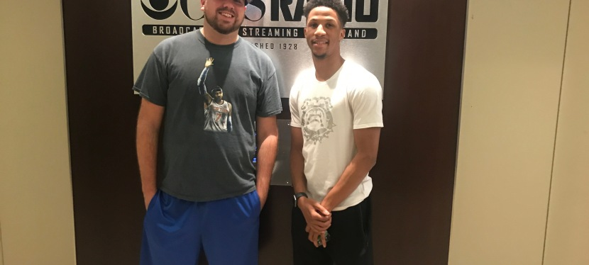 NBA Prospect J.J. Frazier on The Jake Brown Show