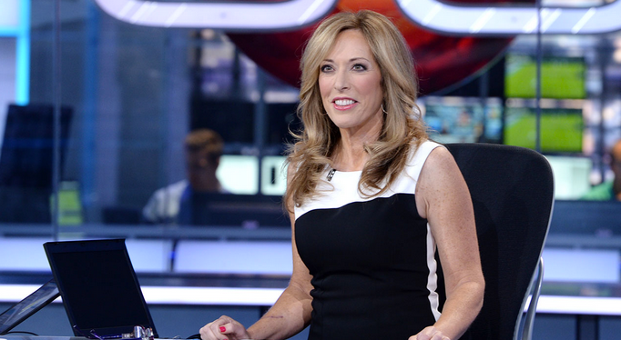 ESPN's Linda Cohn on The Jake Brown Show