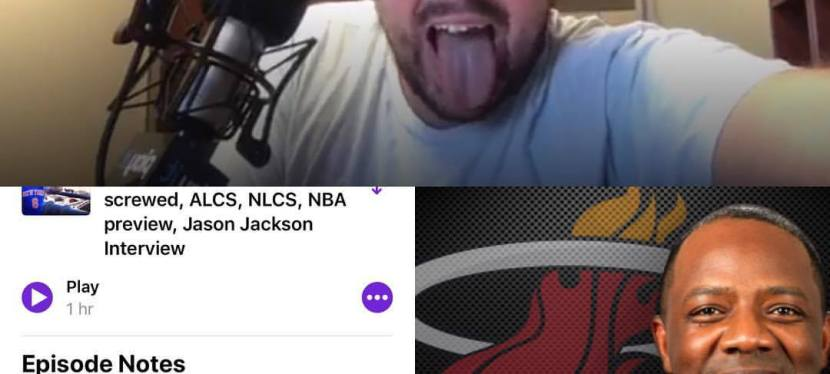 Episode 53: The Jake Brown Show – ALCS, NLCS, NBA Preview with Jason Jackson(10/17/17)