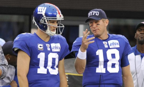 Former Giants' Sage Rosenfels, Willie Ponder react to Eli Manning benching on The Jake Brown Show(11/29/17)