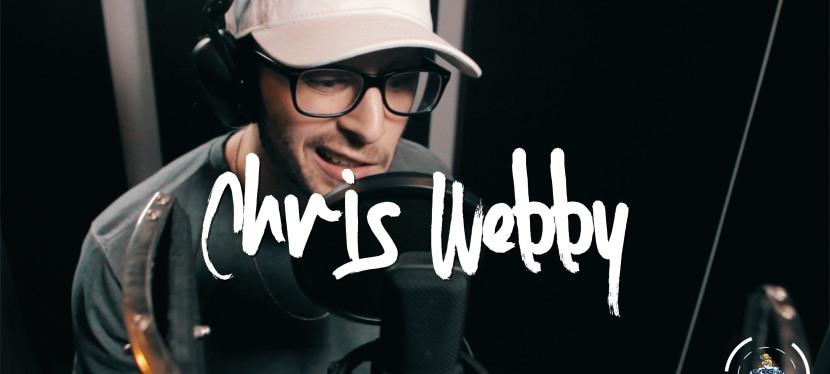 Rapper Chris Webby on The Jake Brown Show on Radio.com(1/11/18)
