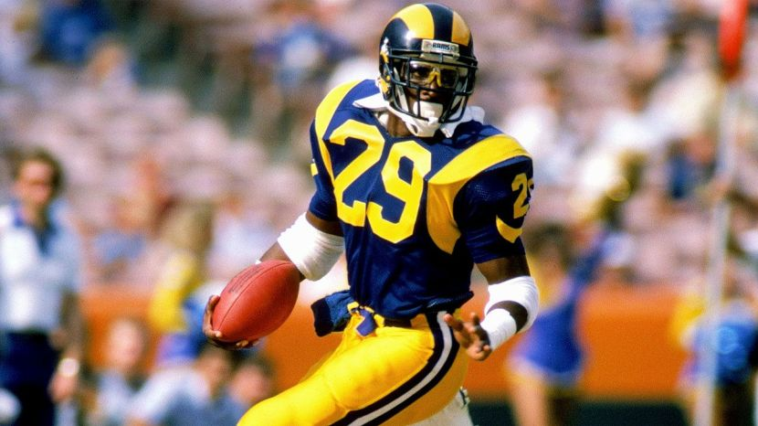 Pro Football Hall of Fame Running Back Eric Dickerson on The Jake Brown Show(1/31/18)