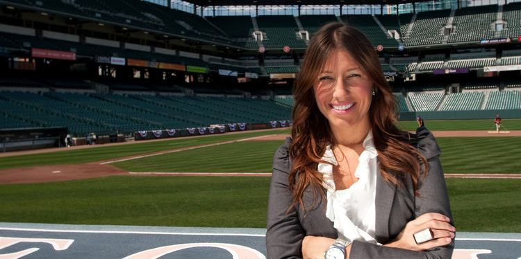 Emmy-Winning MLB Reporter turned Chef Jen Royle on The Jake Brown Show (3/22/18)