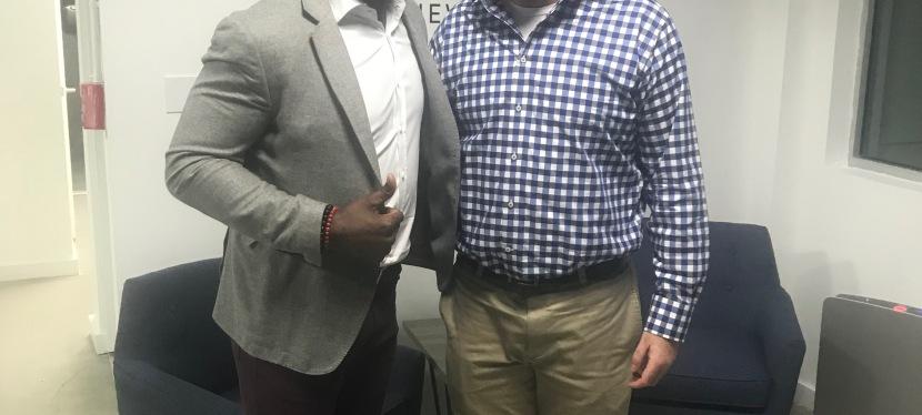 Former NFL Pro Bowl Fullback Tony Richardson on The Jake Brown Show(2/2/18)