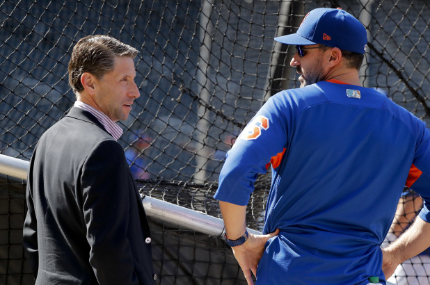 WFAN: Mets Have Become Baseball's Biggest Sideshow