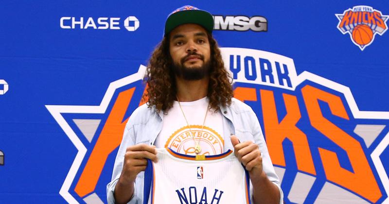 WFAN: Why The Knicks Should Keep JoakimNoah