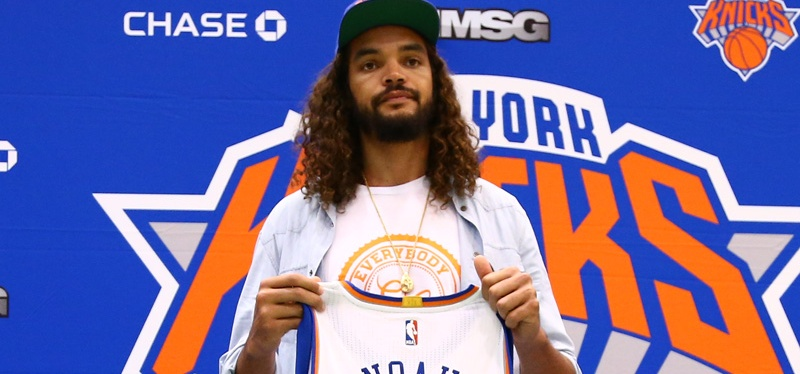 WFAN: Why The Knicks Should Keep Joakim Noah