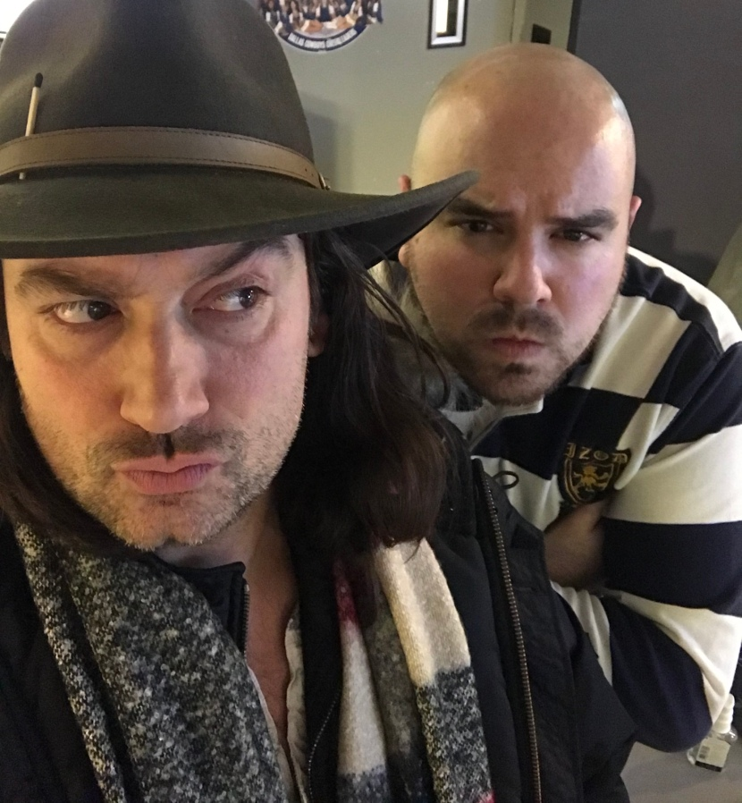 Bawls Deep with Constantine Maroulis & Jake Brown: Episode 2 (11/30/18)