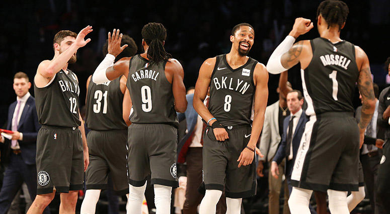 WFAN: Kenny And The Nets Deserve Whole Lot Of Lovin' (1/26/19)